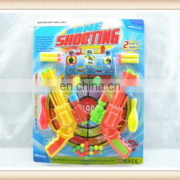 New product plastic cheap soft bullet guns toy