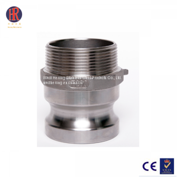 Flexible Hose Stainless Steel Camlock Coupling