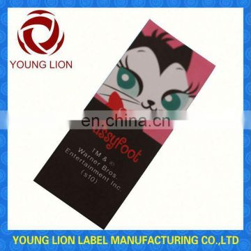 label tag brand