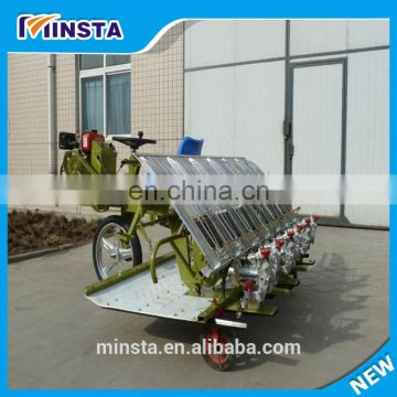 farm seeding machine rice paddy transplanter with cheap price