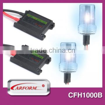 Alibaba hotsell xenon hid headlight kit slim ballast h7 6000k 35w with different color options