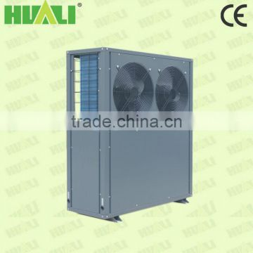 High effiency EVI heat pump water heater, Environmental friendly refrigerant R404A
