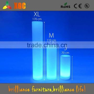 led light decoration tube LED light for party/inflatable pillars