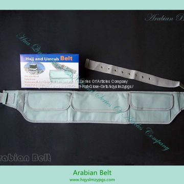 Arabian Belt(7 holes/8 holes waist bag Style)