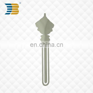 Wholesale Customized brass etching different shapes of bookmarks