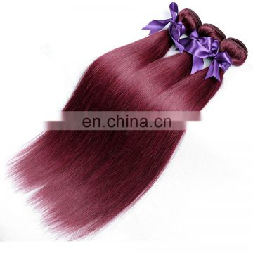Brazilian bulk hair extensions without weft ombre hair extension