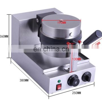 Easy operation and convenient to maintain waffle stick maker with temperature timing control system