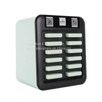 Power Bank Renting Machines with Sim Card to Lease and Return Anytime Anywhere