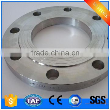 F304 304 Stainless Steel SS Forged Flange ASTM A182 With varnish painting , API / DIN / EN