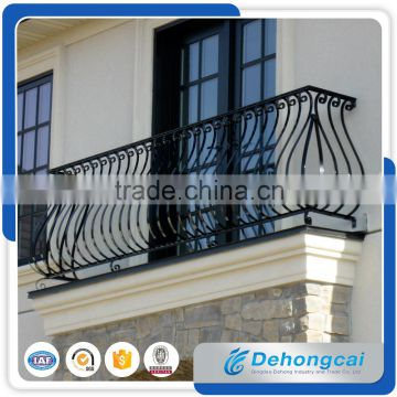 Factory Direct Sale Stainless Stair Railingwrought Iron Balcony