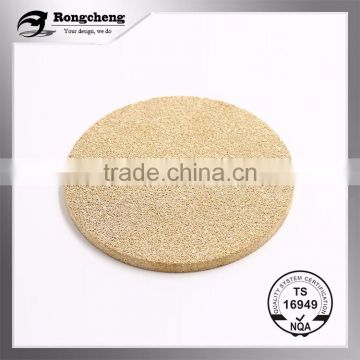 China Wholesale Custom Design Sintered Metal Filter Plate