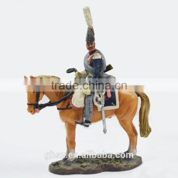 Decorative Craft Models Sculptures Military Small Soldier Figures