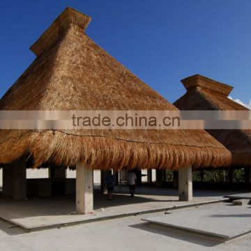 decorative simulated water reed thatch