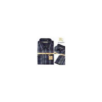 85537cd3c63 china manufacture factory wholesale cheap replica 100% cotton burberry ralph  lauren polo armani paul smith men s long sleeve dress shirt shirts of  t-shirt ...