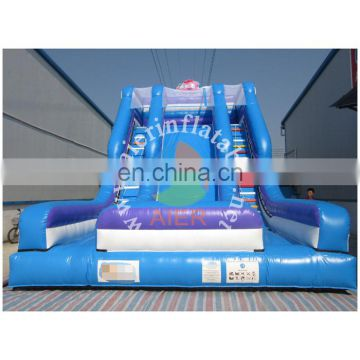 2017 newest inflatable slide/seaworld inflatable slide/cheap inflatble slide for sale