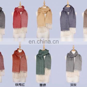 Water waves pattern shawls pashmina capes 2017 winter shawls