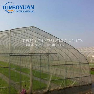 uv resistance transparent mesh plant covers / greenhouse net