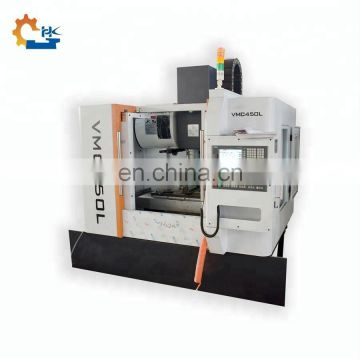 VMC420 chinese small cnc vertical machining center price