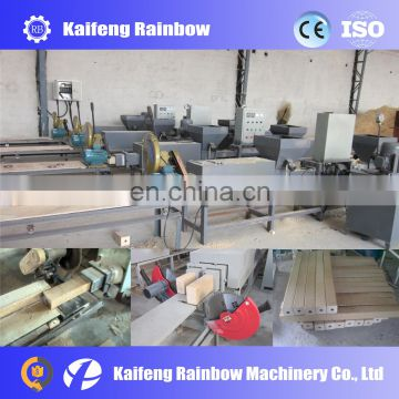 Best Price Commercial sawdust wood pallet block making briquetting machine Wood block molding machine