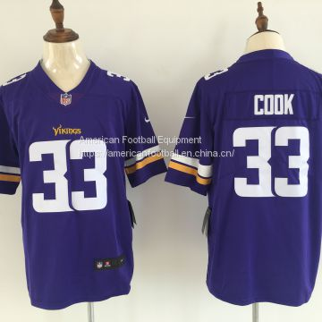 From Cook Suppliers 160366275 Of Jersey Purple 33 - China Vikings Men Minnesota