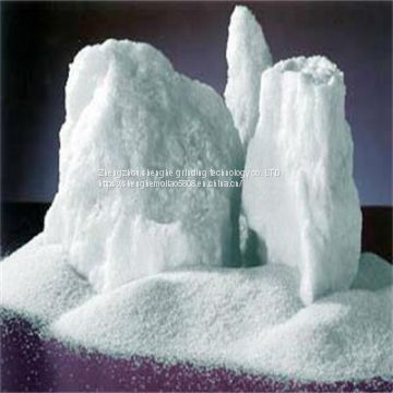 First grade white corundum powder for fine grinding and polishing