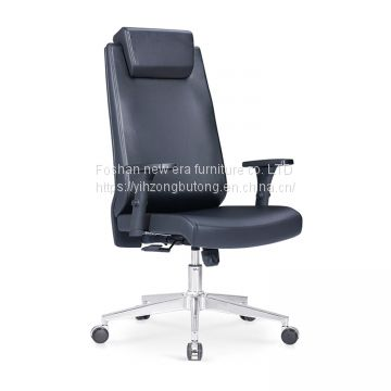 Foshan office chair factory direct sale Y-A298A office chair mesh chair leather chair computer chair the meeting chair