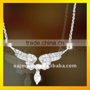 stunning online best price best quality cz silver necklace jewerly with prompt delivery paypal acceptable