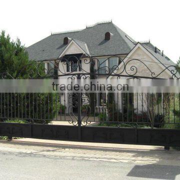 Classic decorative Gate,luxury wrought iron gate&wrought
