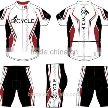 BEROY china cheap riding bicycle wear, custom cycling bodysuit