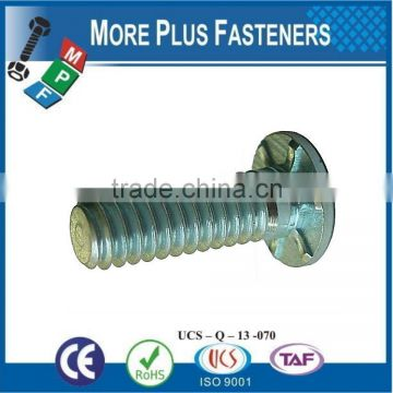 Made in Taiwan Self Clinching Stud Stainless Steel Flush Head Self Clinching Stud