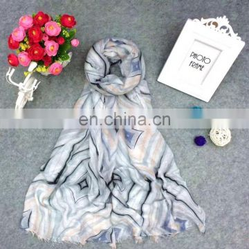 women printing scarf head hijab printed scarves shawl