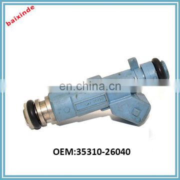 Auto spare parts car fuel injector for Hyundai 35310-26040 3531026040