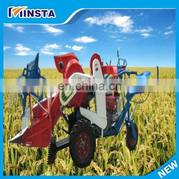 rice Harvester Type and Soyabean Combine Harvester for sale