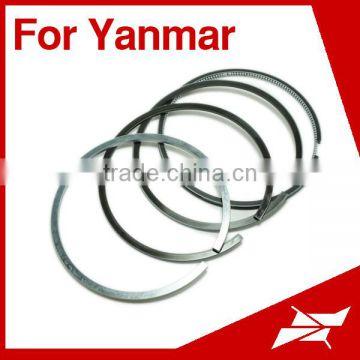 Taiwan rik piston ring for Yanmar MAL marine diesel engine parts