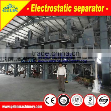 High quality electroform separator