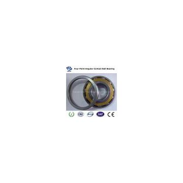 selling four point angular contact ball bearing