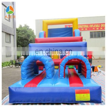 inflatable bouncer inflatable obstacle course inflatable fun city for kids game