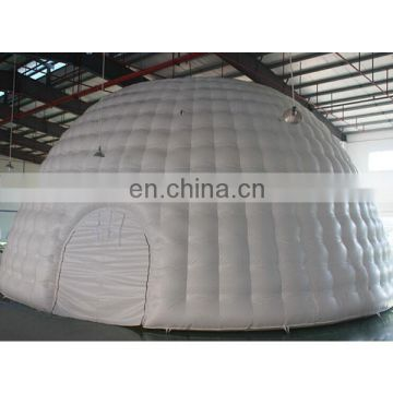 new products giant inflatable lawn dome tent for event