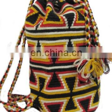 Wayuu Backpack-Capoterra BPB 04