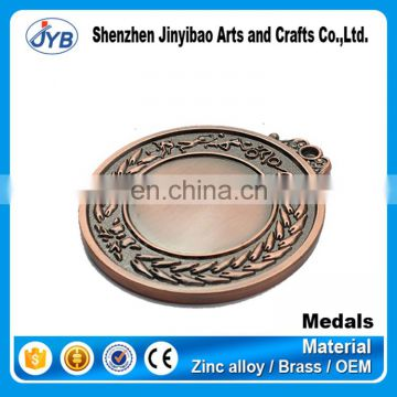 best quality souvenir metal chess medals customized for wholesale