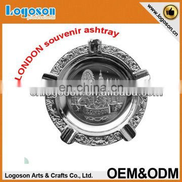 Souvenir Ashtray Round Pocket Ashtray
