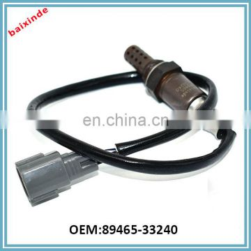 Promotion Cheap Oxygen Sensor Car Cost OEM 89465-33240 Exhaust O2 Sensor