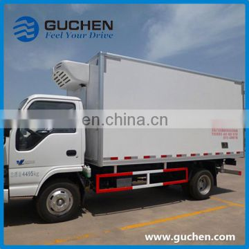 Custom-made Refrigerated Truck Box Body, Fiberglass +PU+Fiberglass