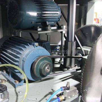 6kg/cm2 Aluminum Profile Machine Angle Saw Machine
