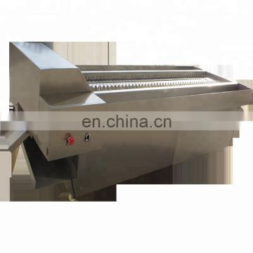 Professional automatic chicken feet cutting machine with working table 1t-2t/h