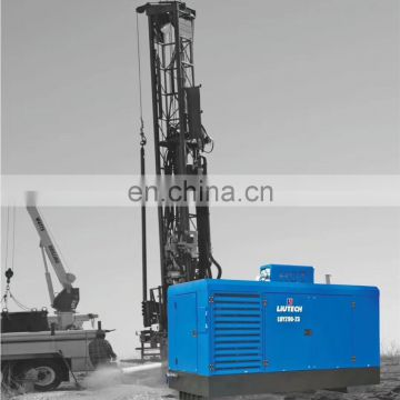 New design 3000 btu conditioner tankless air compressor for borehole drilling