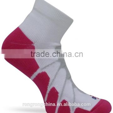 Factory Wholesale Sport Plantar Fasciitis Arch Support Low Cut Running Compression Socks