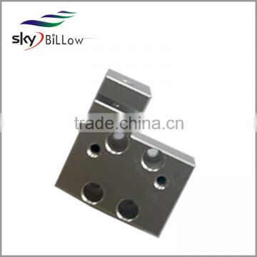 China best selling Cnc Machined aluminum Stainless Steel Parts custom