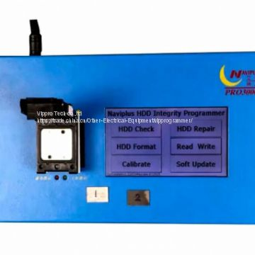 hot selling 32bit and 64bit ipad iphone nand flash HDD error repair  instrument NAVIPLUS PRO3000