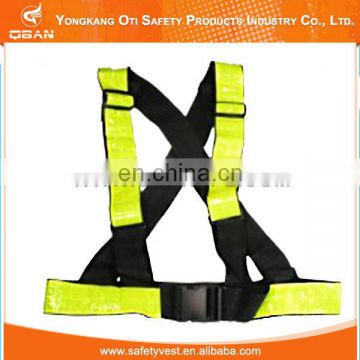 Top quality factory manufacture high reflective safety belt